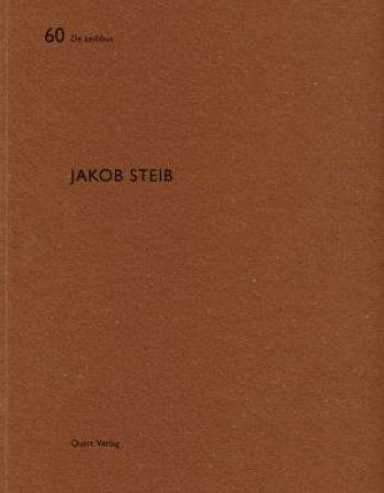 Jakob Steib by Heinz Wirz