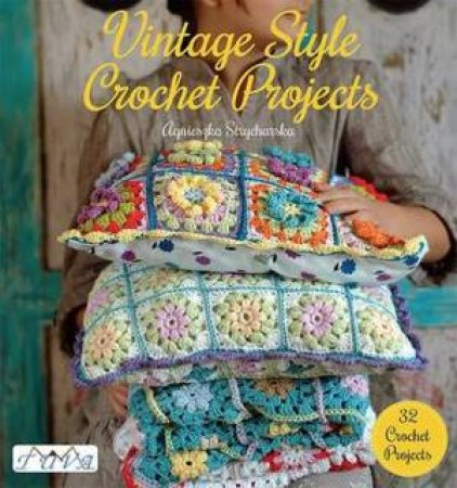 Vintage Style Crochet Projects
