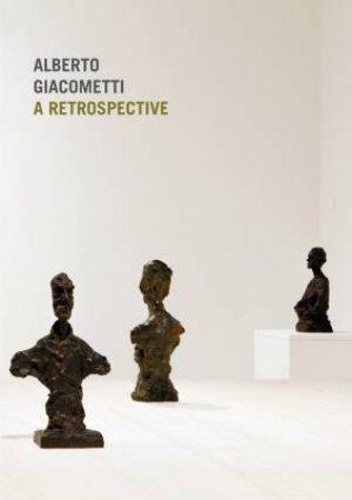 Alberto Giacometti by Alberto Giacometti & Veronique Wiesinger