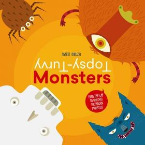 Topsy-Turvy Monsters by Agnese Baruzzi
